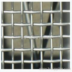 galvanized iron square wire mesh