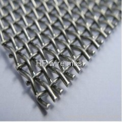 galvanized stainless steel square wire mesh