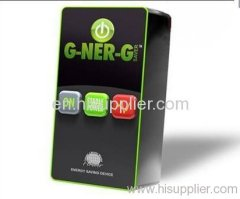 G SAVER Energy Saving