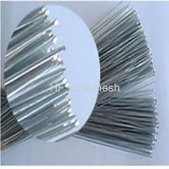 galvanized steel cut wire