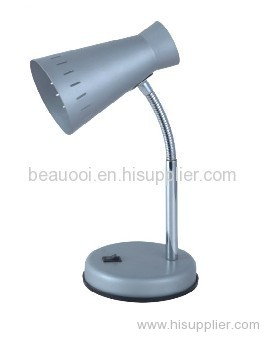 iron desk reading lamp with switch