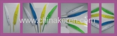 High quality and cheap feather promotional pen