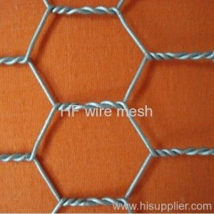 galvanized hexagonal wire meshes