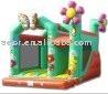Green Farm Bounce House