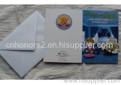 3D cartoon cards