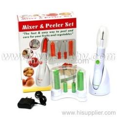 Mixer & Peeler set