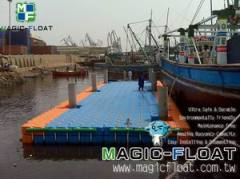 Floating Jetty-double layer
