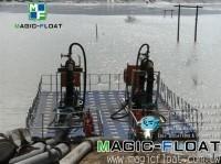 Pumping Platform