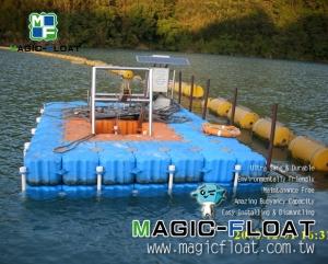 Floating Water Testing Platform