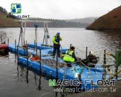 Floating Platform for Testing Water Quality