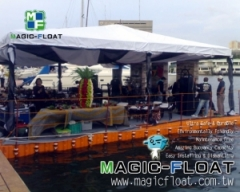 Floating Cafe and Restaurant