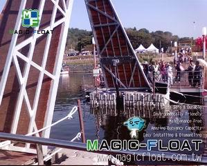 Floating Bridge with Gateway