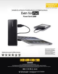 power bank suitablr for iPad 5200