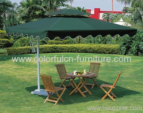 outdoor unilateral sun umbrella ,garden umbrella