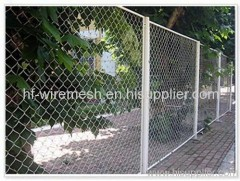 Electro Galvanized Chain Link Fence netting