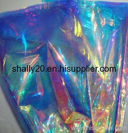 Iridescent Holographic Film From China Manufacturer