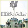 solar road lamp of high quality illumination