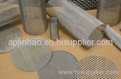 Twill Ducth Weave Stainless Steel Wire Mesh