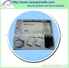 burglar alarm system GSM