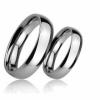 Elegant Tungsten Engagement Rings Set - Free Shipping
