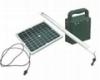 Portable solar LED Fluorescent lamp