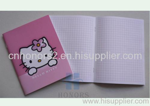 hello kitty exercise book
