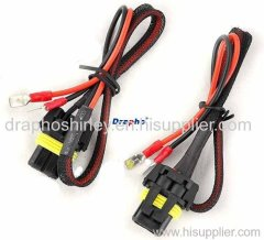 104448073_Hid_Ballast_Input_Power_Cable_Wire_Harness_Plugs_240 automotive wire harness manufacturer from china shanghai drapho wiring harness manufacturers directory at panicattacktreatment.co