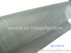 plain steel wire cloth for plastic granules industries filtration purpose