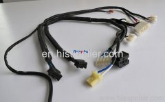 Air-conditioning wire harness