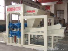Automatic Hydraulic Hollow Block Making Machine