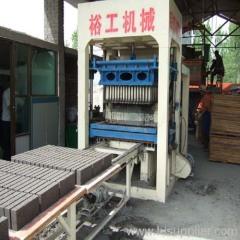 automatic brick making machine