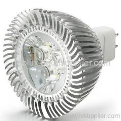 3*2W high power MR16 LED spot light