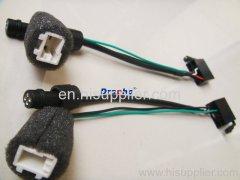 Car audio wire harness