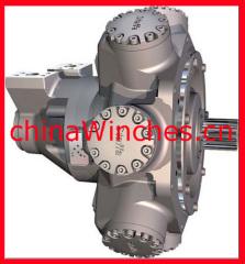 Staffa HMC hydraulic motor