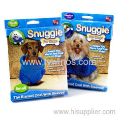 snuggie for dogs as seen on tv