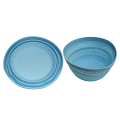 Collapsible Silicone Colander /Silicone Bowl