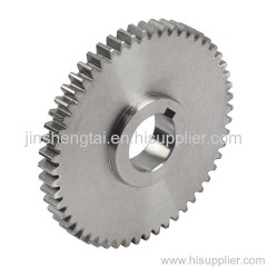 top steel spur gear