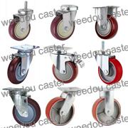 caster castor wheel PU heavy duty