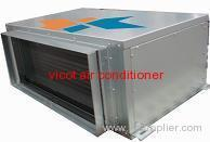 Air Conditioner -Chilled water fan coil unit (High static