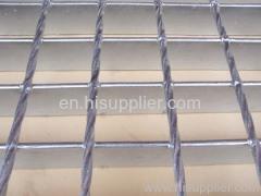 galvanized bar grating