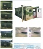 container house for Military logistics