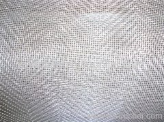 SS Twill Weave Wire Mesh