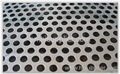 perfoated metal sheet