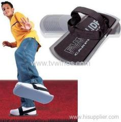THE FUN SLIDES CARPET SKATES as seen on tv