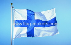 Custom Finnish Flag