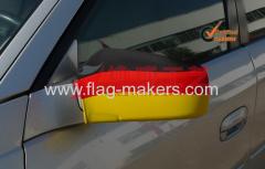 Custom auto mirror sock