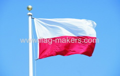 Custom Polish Flag