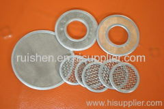 Steel Mesh Disc