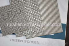 Stainless Steel Mesh Disc For Filtering