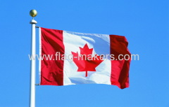 Custom Canadian Flag